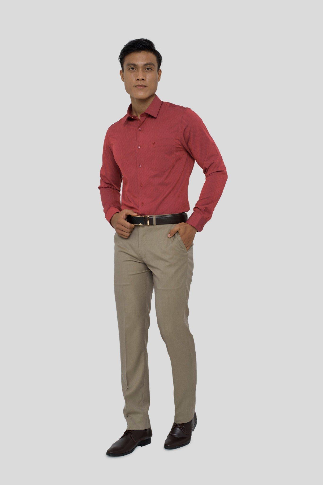 Top 5 mẫu quần tây trung niên được các quý ông ưa chuộng nhất 5
