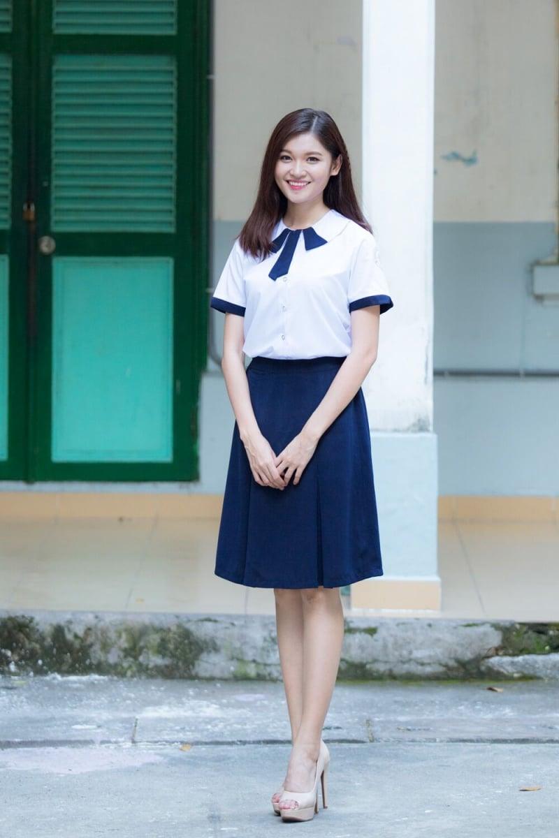 Top 5 trường có đồng phục học sinh đẹp nhất Sài Thành 2