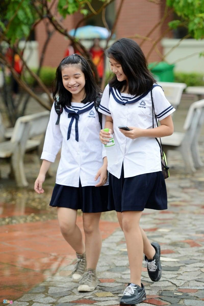Top 5 trường có đồng phục học sinh đẹp nhất Sài Thành 4