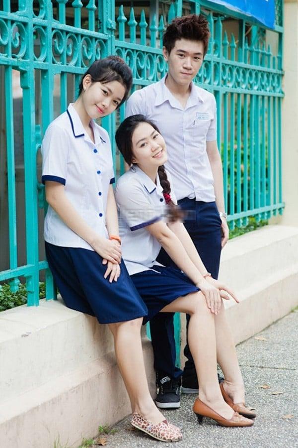 Top 5 trường có đồng phục học sinh đẹp nhất Sài Thành 6