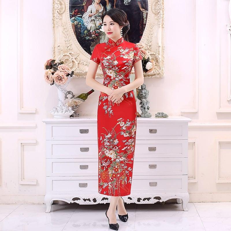 Trang phục đón Tết Châu Á 3