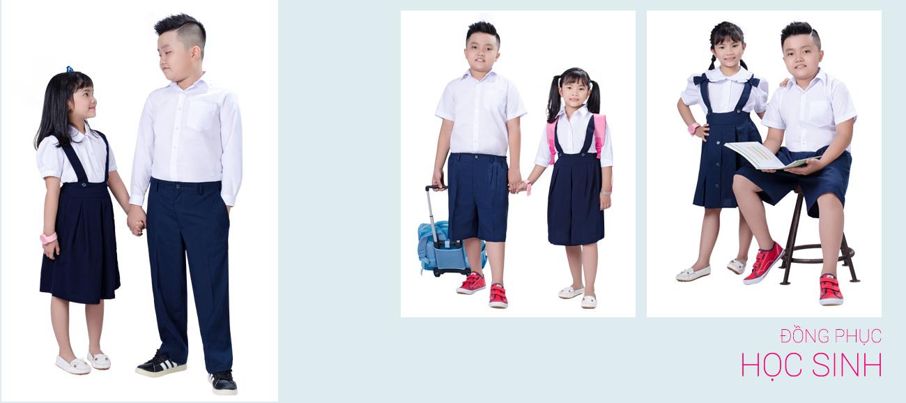 Ưu điểm đồng phục học sinh Việt Tiến 3