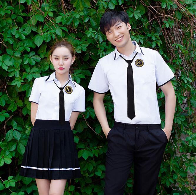 Với mỗi cấp học, nên chọn mẫu đồng phục học sinh như thế nào 5