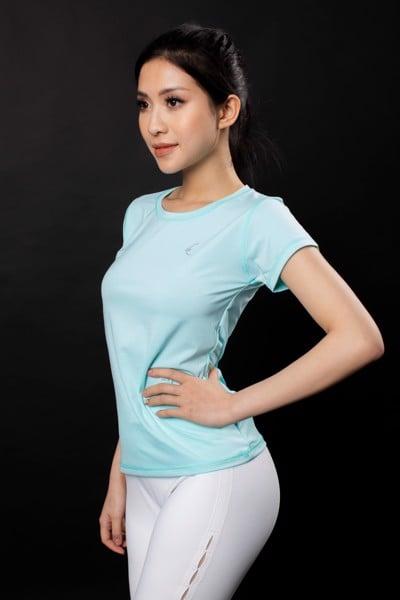 áo thun tập gym nữ