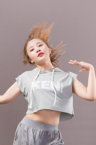 áo croptop tập gym zumba nữ