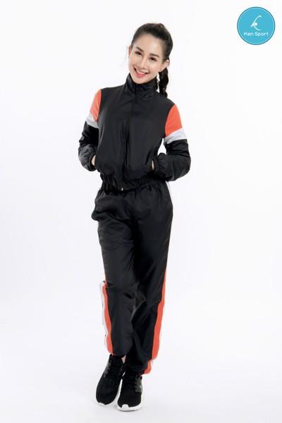 bộ quần áo gió thể thao