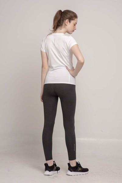 Quần cạp cao nữ tập gym yoga