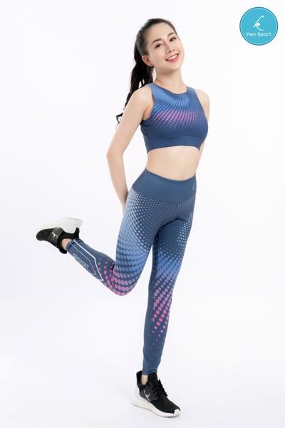 quần tập gym yoga nữ