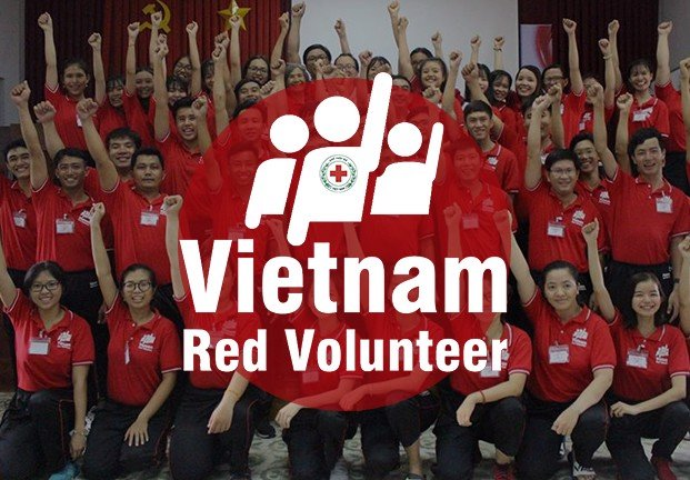Vietnam Red Cross Volunteer