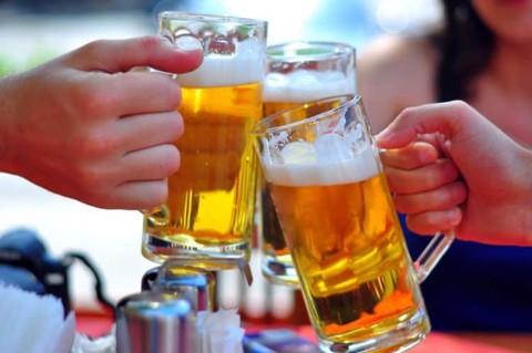 tác hại của rượu bia với nam giới