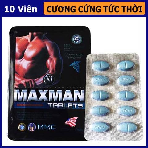 thuốc cường dương mỹ maxman