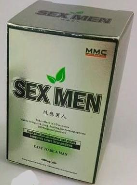 sex men thuốc trị yếu sinh lý thảo dược mạnh mẽ nhất