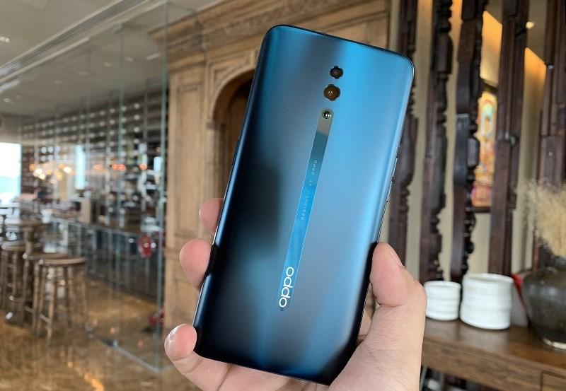Chi tiết Oppo Reno - camera ẩn mép cạnh, giá 12 triệu đồng ở VN