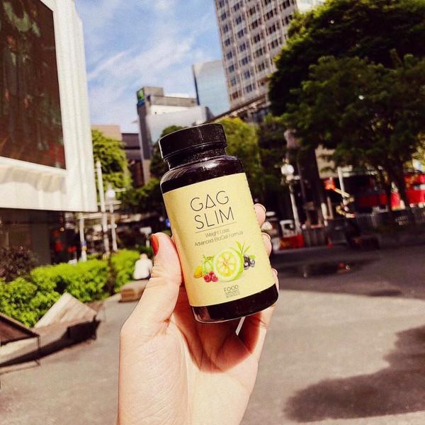 Viên uống Gag slim siêu nhân diệt 3kg mỡ chỉ trong 10 ngày