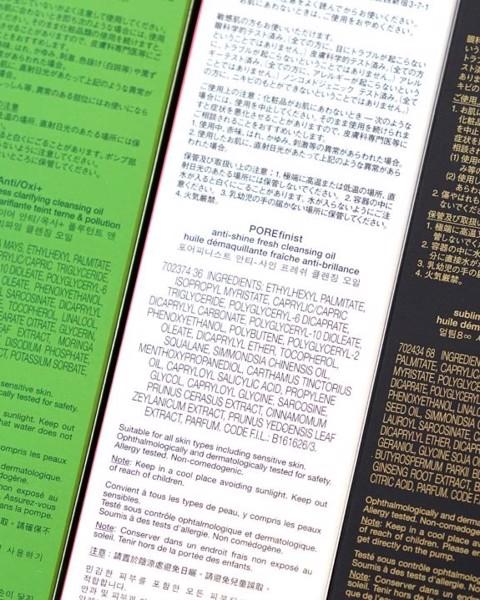 Dầu tẩy trang Shu Uemura
