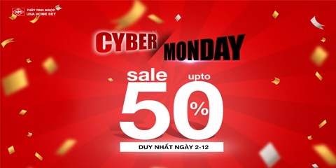 CYBER MONDAY – THỦY TINH NGỌC SALE UP TO 50%