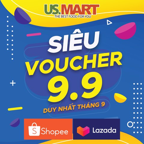 🔥 SIÊU SALE 9.9 - NHẬN VOUCHER HOT 🔥
