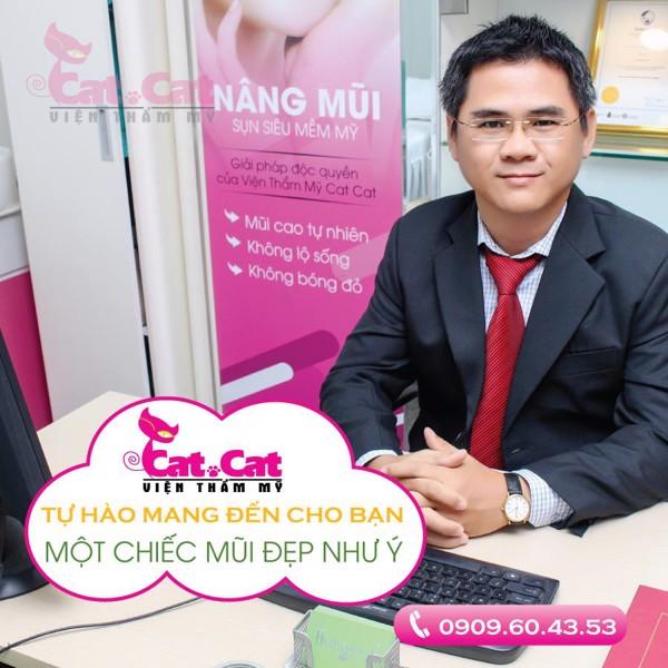 Bs. Trần Anh Tân ( CK I - Phẫu thuật tạo hình thẩm mỹ ).