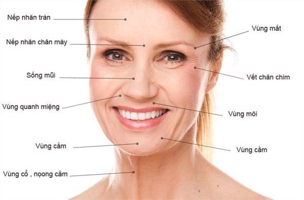 Thermagic Lift giả quyết hiệu quả mọi vùng da lão hóa, đặc biệt là vùng da mặt (*).