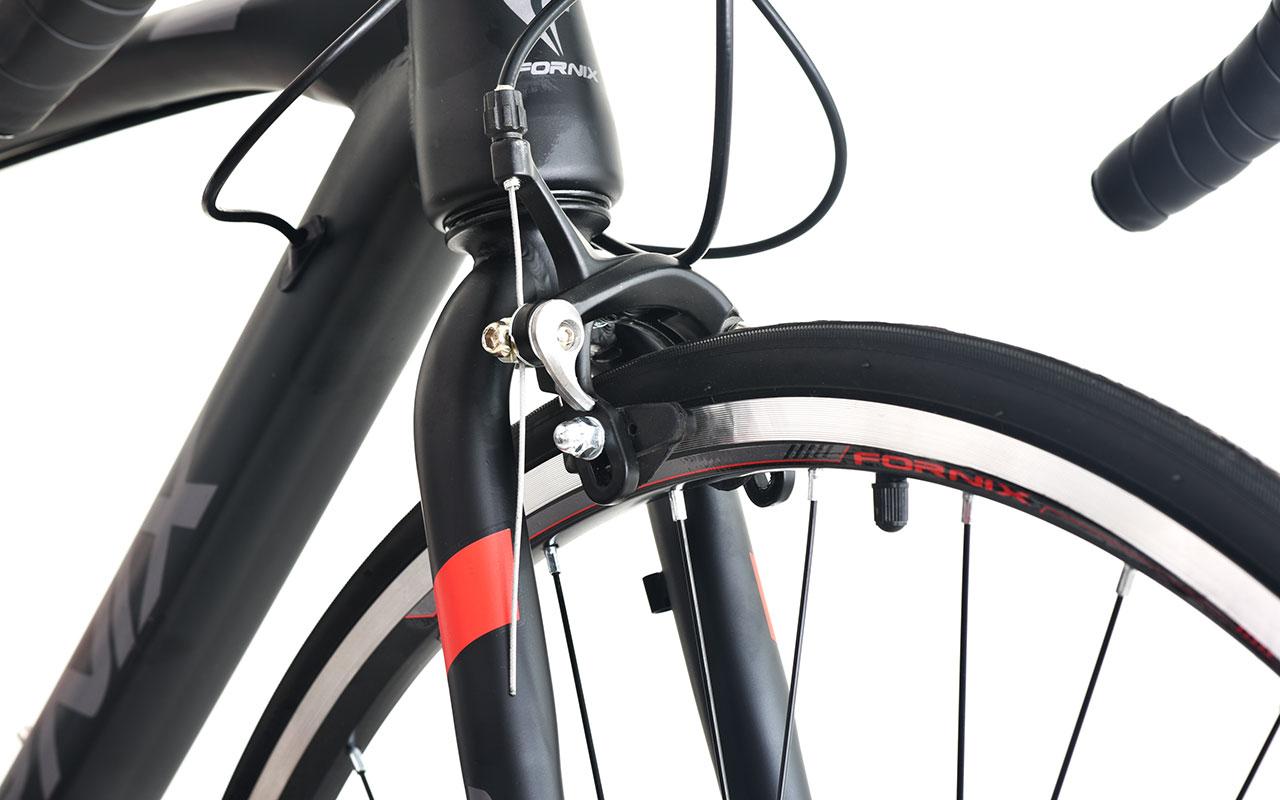 trắng trước xe đạp thể thao fornix f8