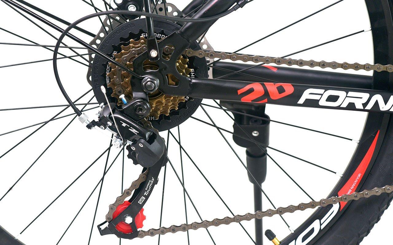 chuyển líp xe đạp địa hình fornix f26