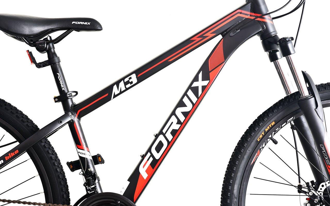 khung sườn xe đạp địa hình fornix m3