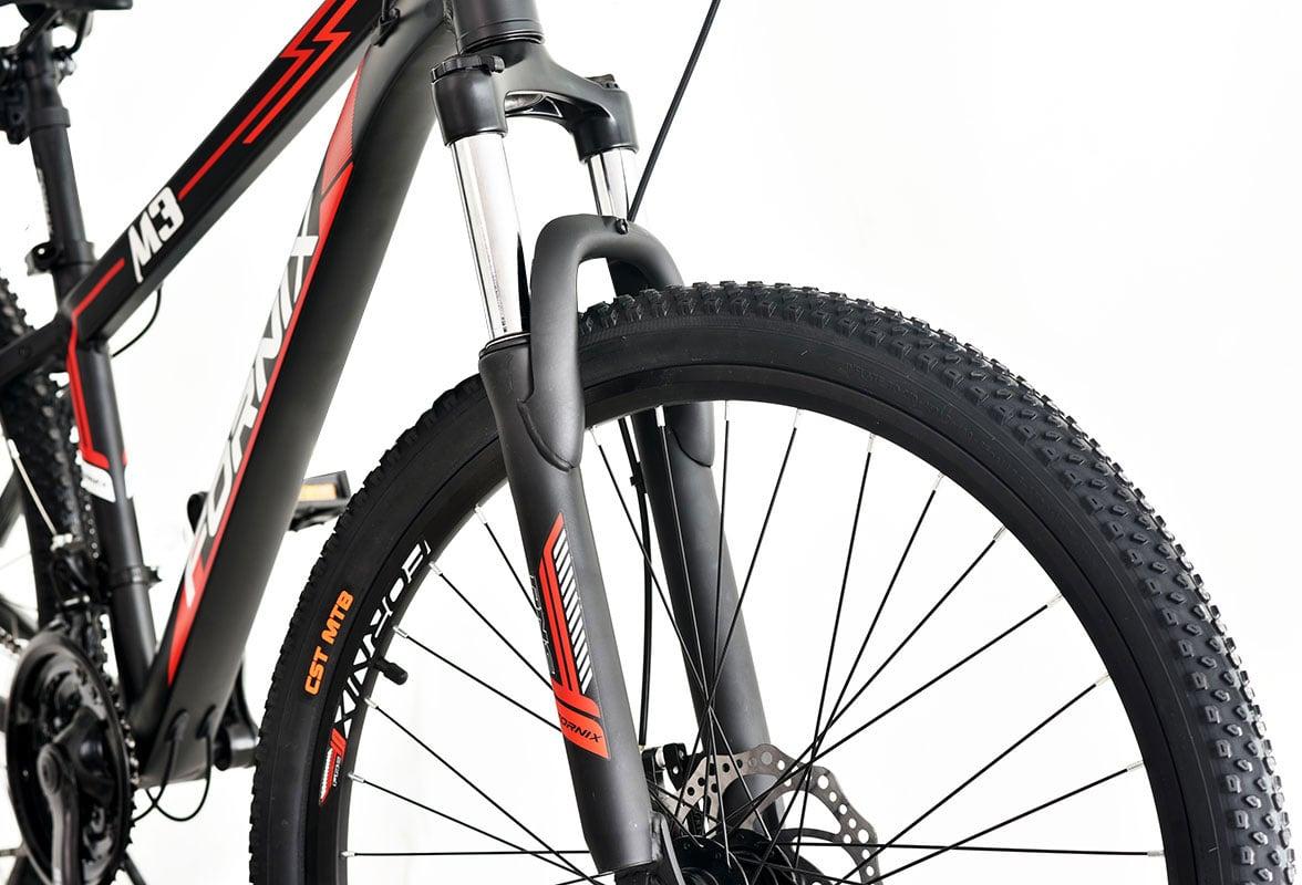 Phuộc trước xe đạp địa hình fornx m3