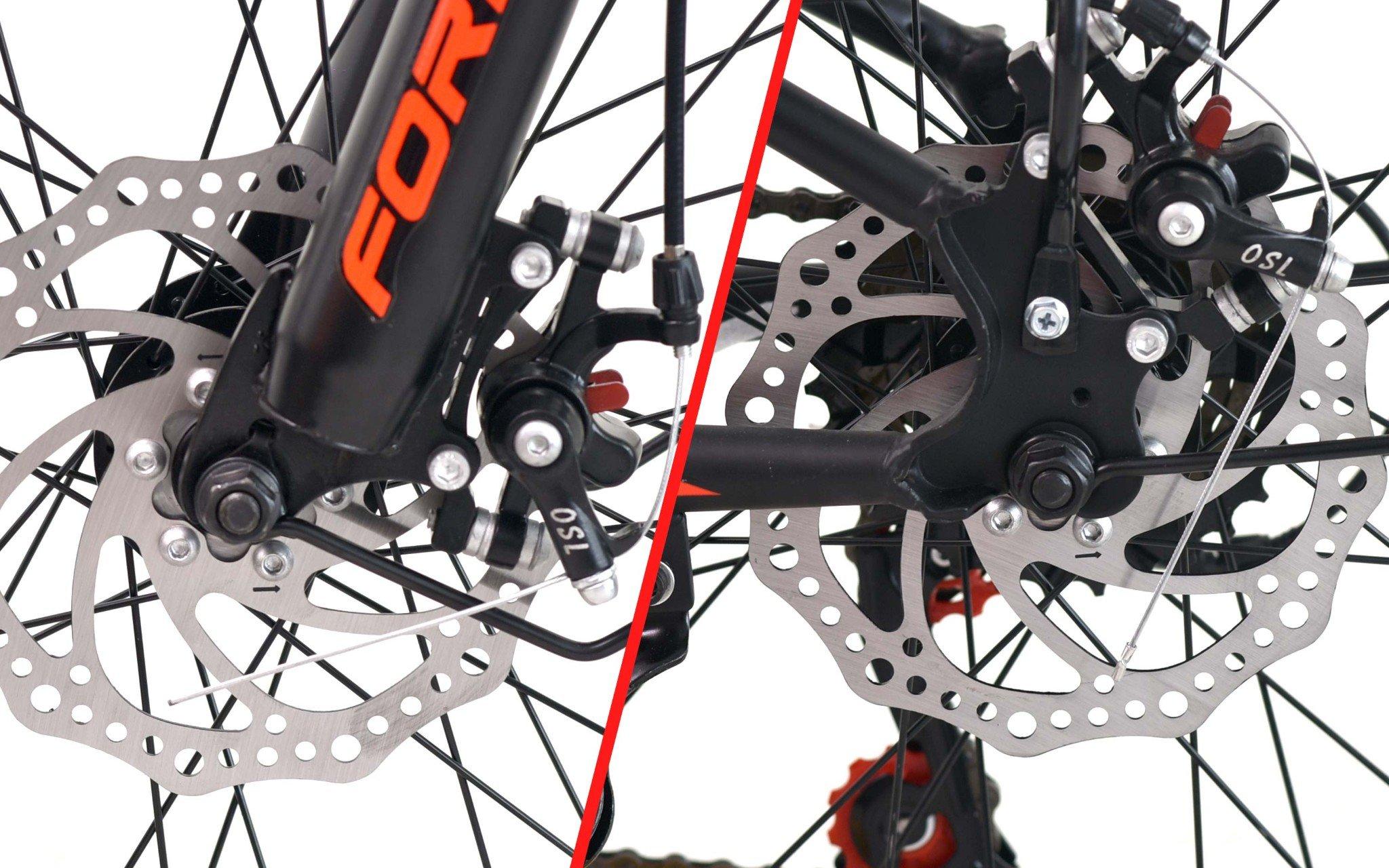 phanh xe đạp địa hình fornix x26
