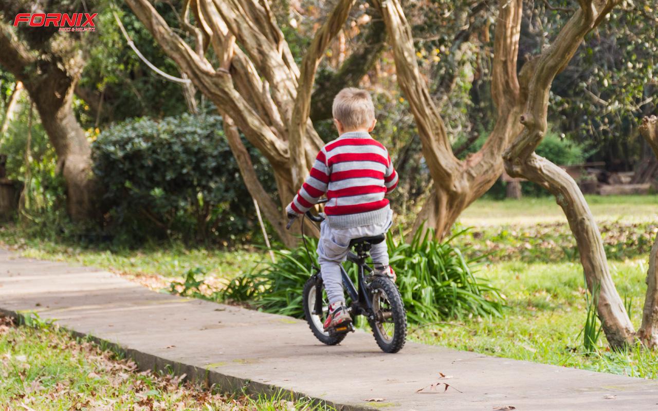 phương pháp tập xe hiệu quả cho trẻ