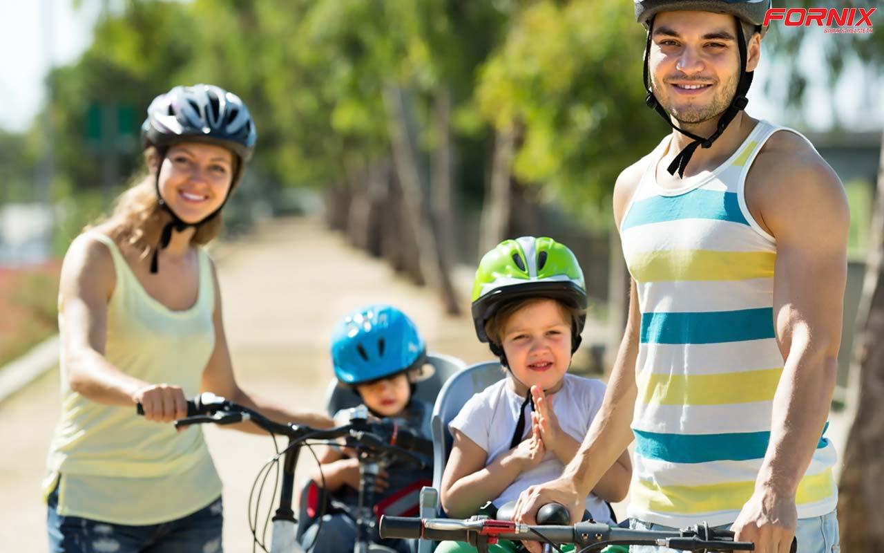 xe đạp phù hợp với nhiều đối tượng