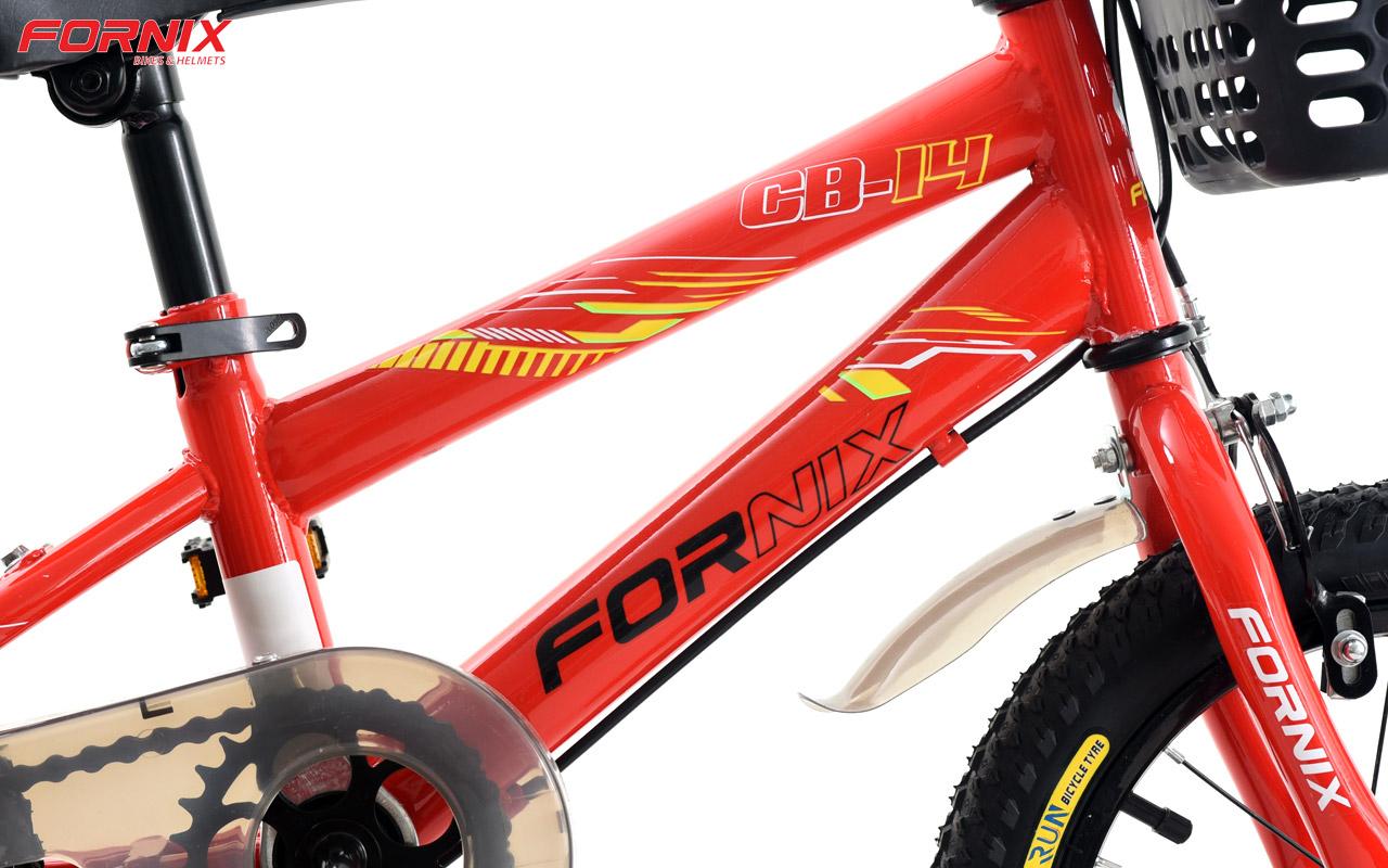 khung sườn xe đạp trẻ em fornix cb14