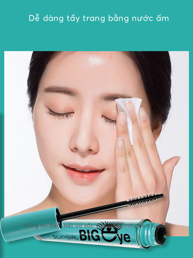 Big eye collagen