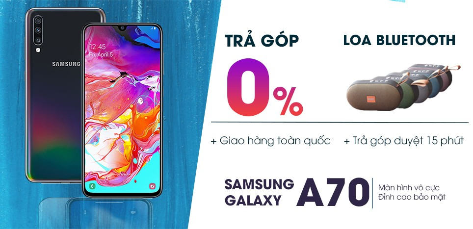 Galaxy A70 128GB (VN)