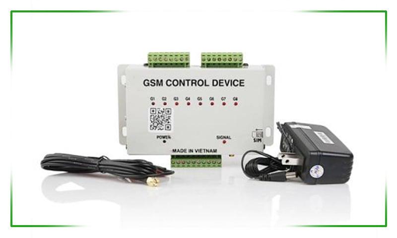 Hệ thống điều khiển tưới cây qua điện thoại thông minh