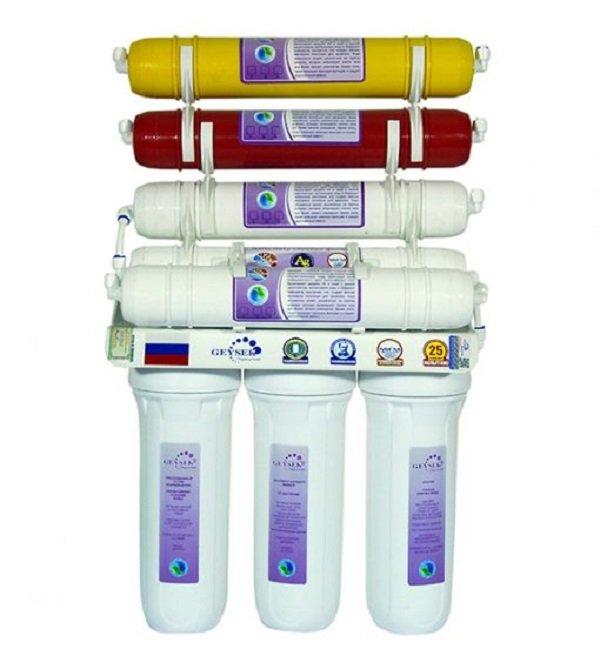 Có nên mua máy lọc nước nano Geyser TK8 hay không?