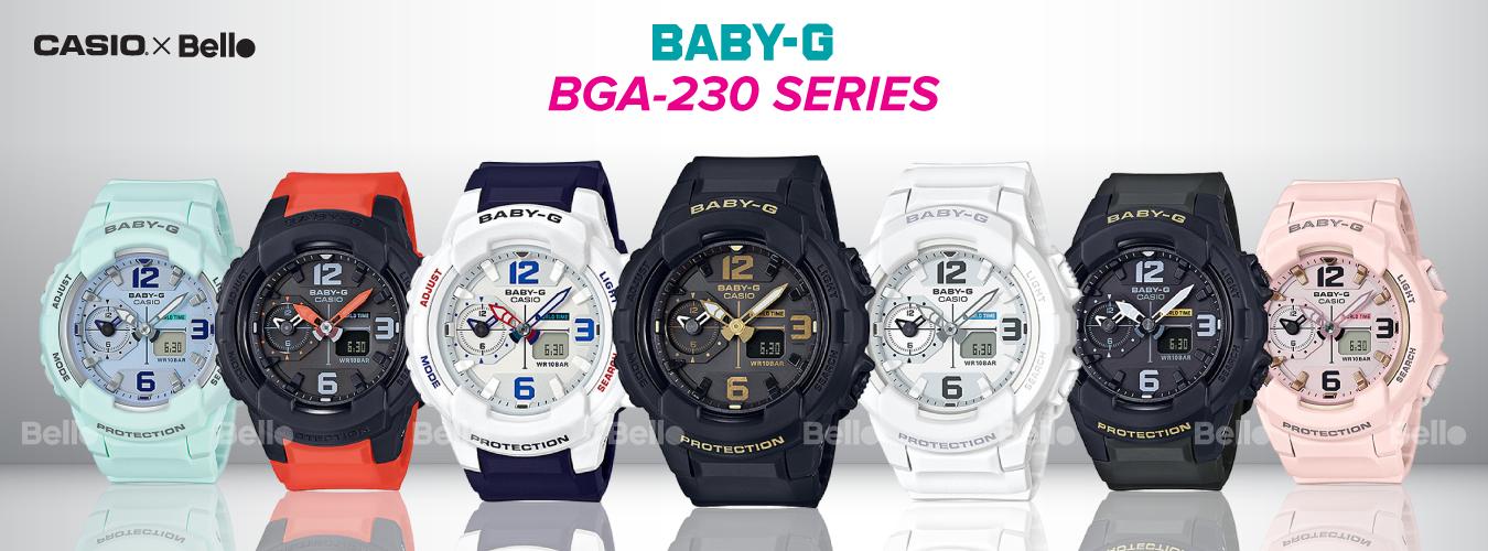 Baby-G BGA-230