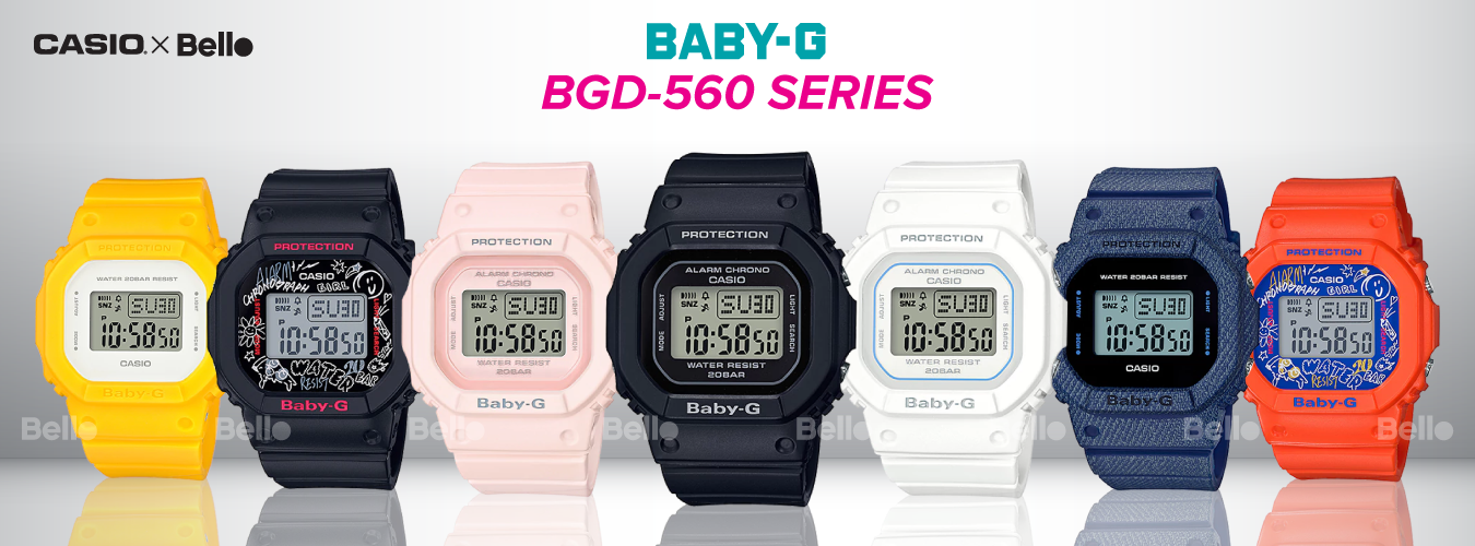 Baby-G BGD-560