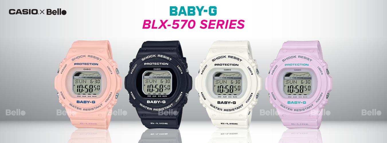 Baby-G BLX-570