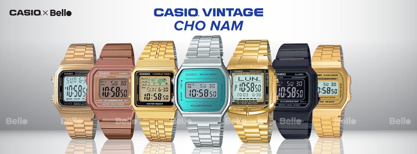 Casio Vintage Nam