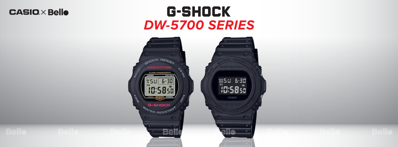 G-Shock DW-5700