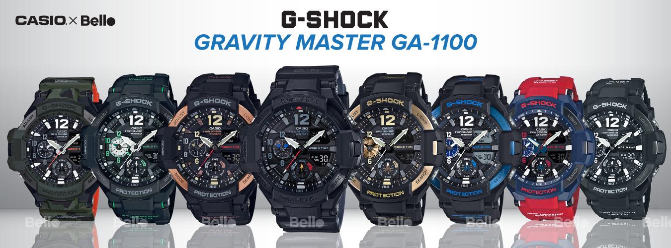 G-Shock GA-1100