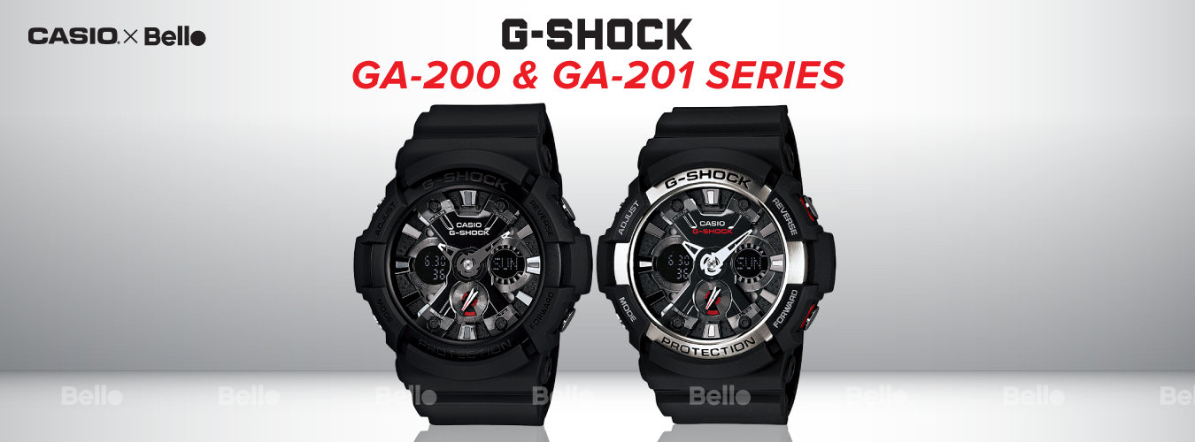 G-shock GA-200
