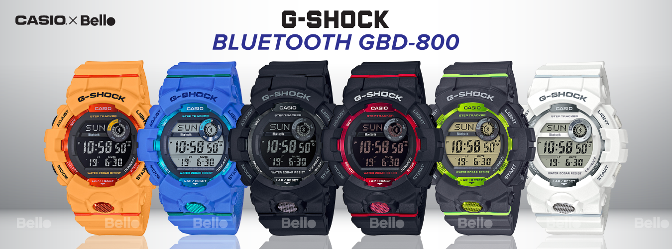 G-Shock GBD-800 Series