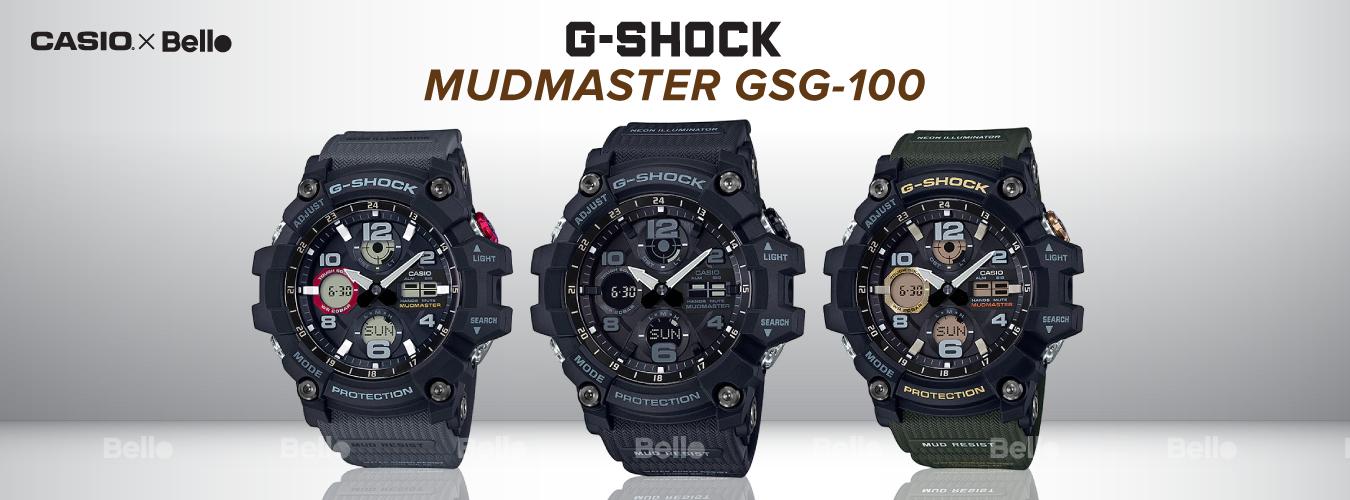 G-Shock GSG-100