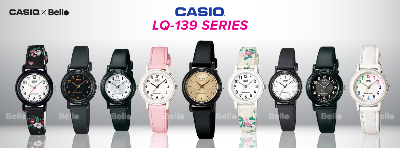 Casio Standard LQ-139 Series