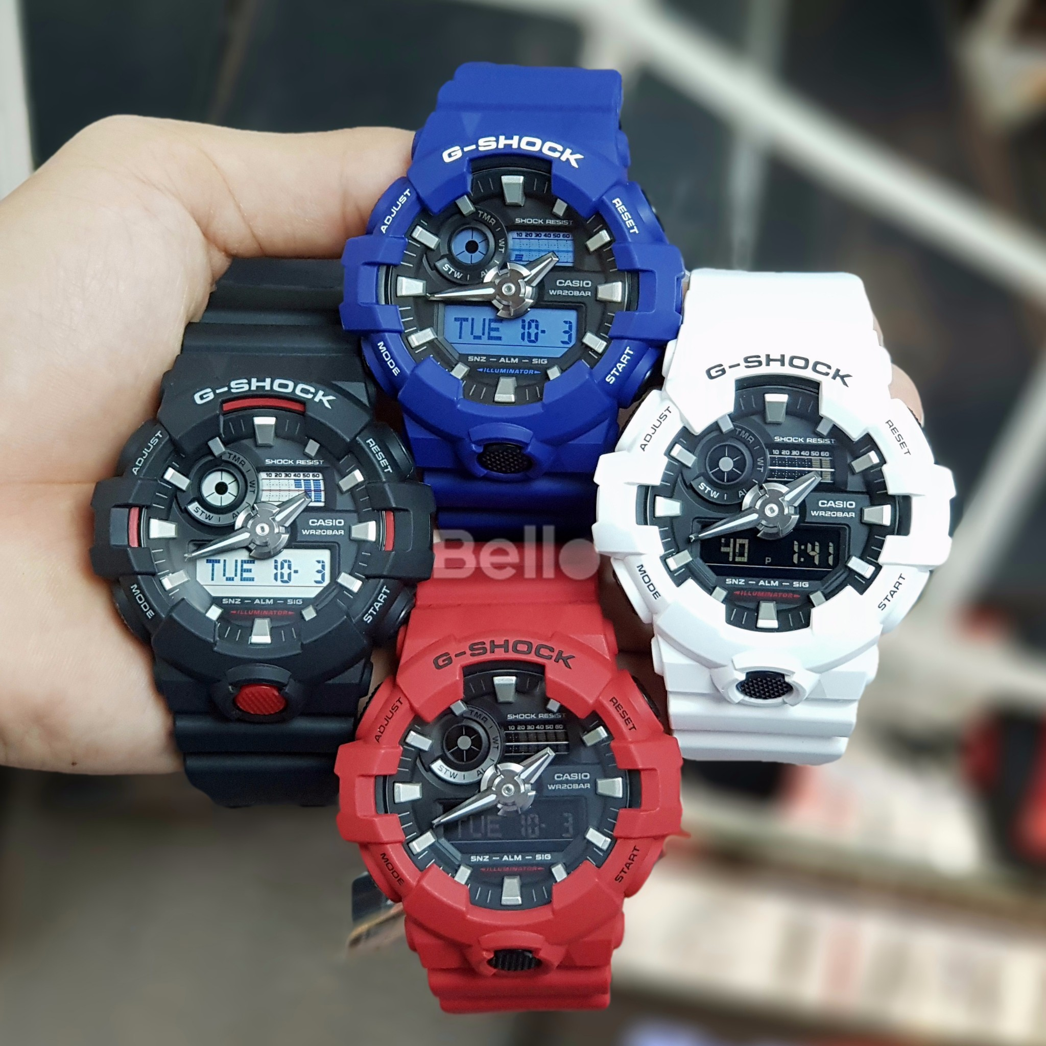 Casio G-Shock GA-700