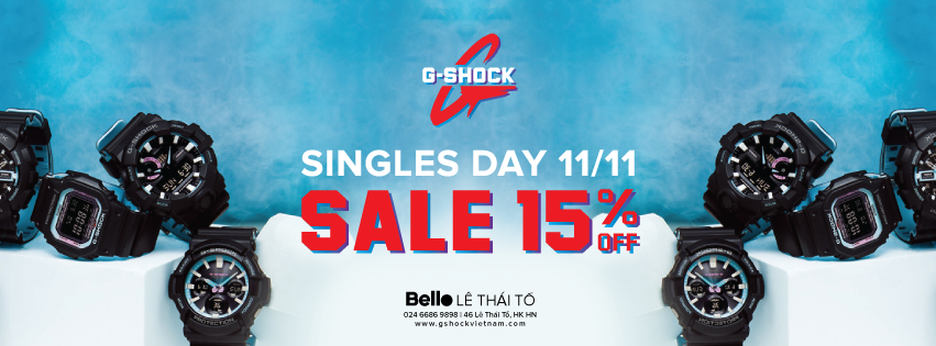 Single Day Sale