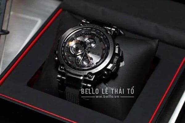 G-Shock GST-B200TJ-1A & MTG-B1000TJ-1A Thái cực quyền