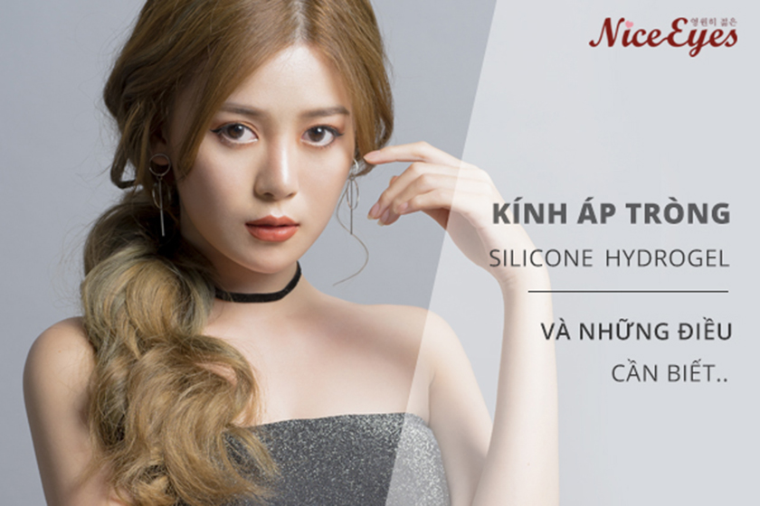 kinh ap trong silicone hydrogel
