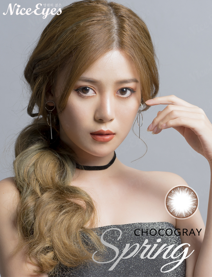 kinh ap trong silicone hydrogel spring chocogray 1